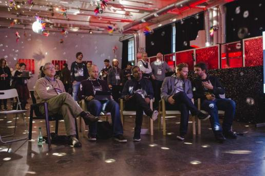 SLUSH MUSIC, Startup Competition Jury, Helsinki 2017